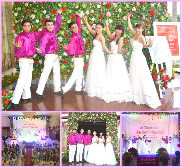 結婚式場2