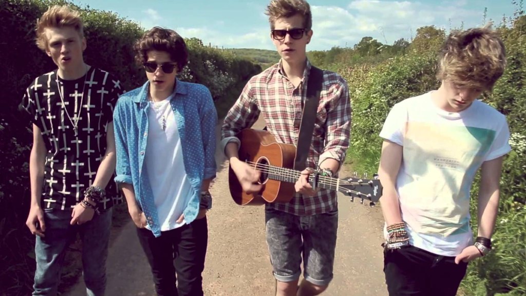 TheVamps デニム
