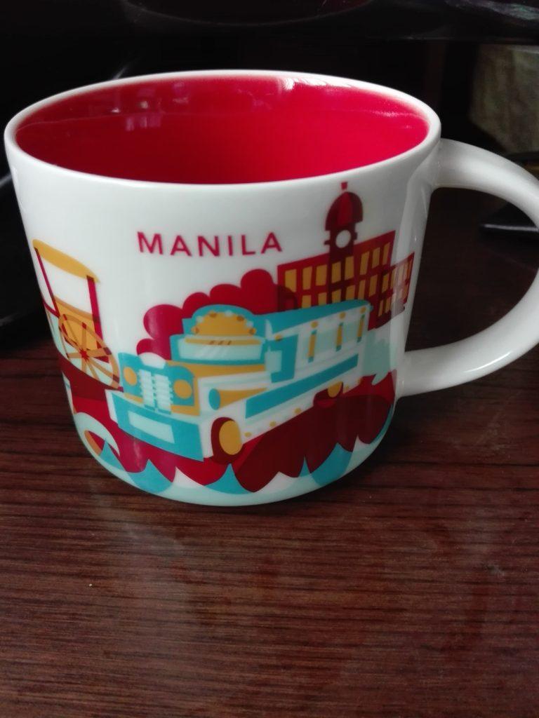 マニラ マグカップ スターバックス